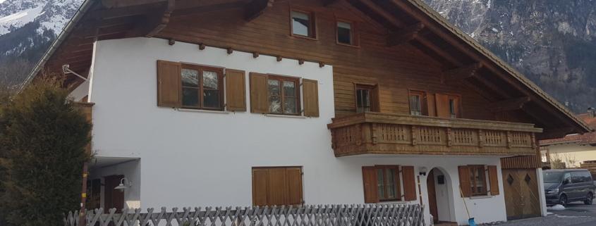 Zweifamilienhaus Vandans